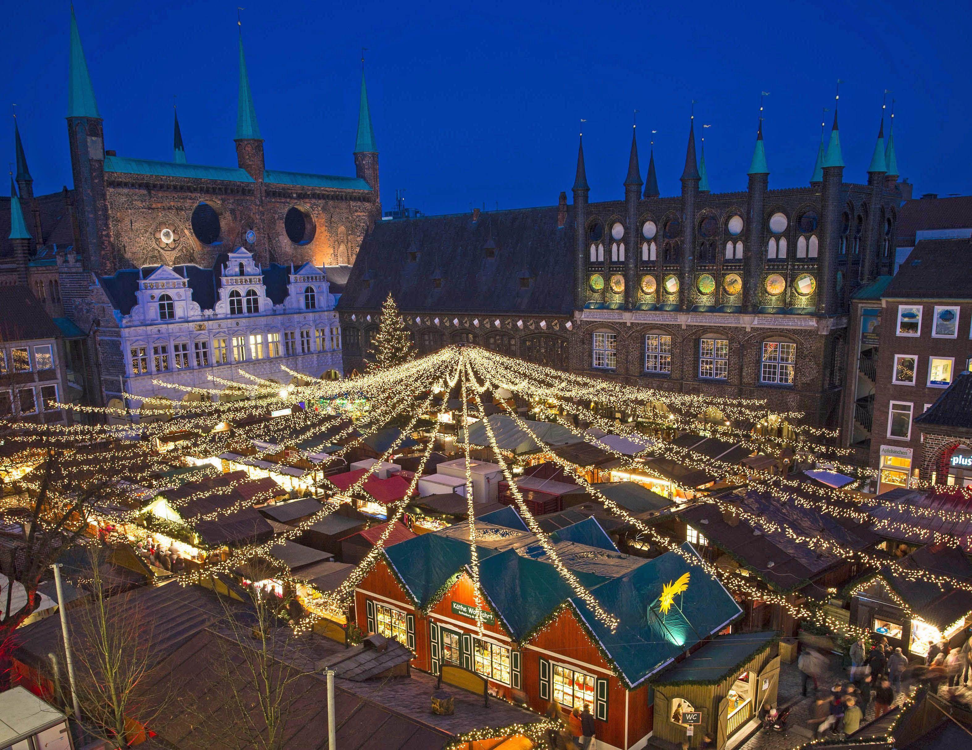 Weihnachtsmarkt Lübeck Adresse